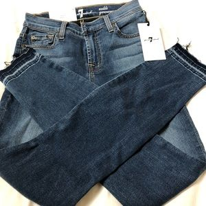 Seven For All Mankind - The Ankle Gwenevere jeans